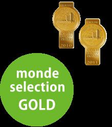 monde selection GOLD