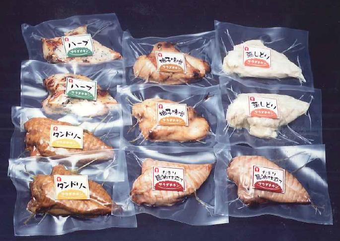【ウェブ掲載のご案内】日経トレンディネットにサラダチキン記事が掲載されました。