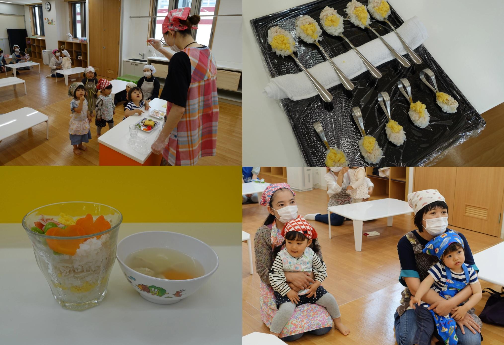 「すくっぴー親子DE食育」今年も開催いただきました!
